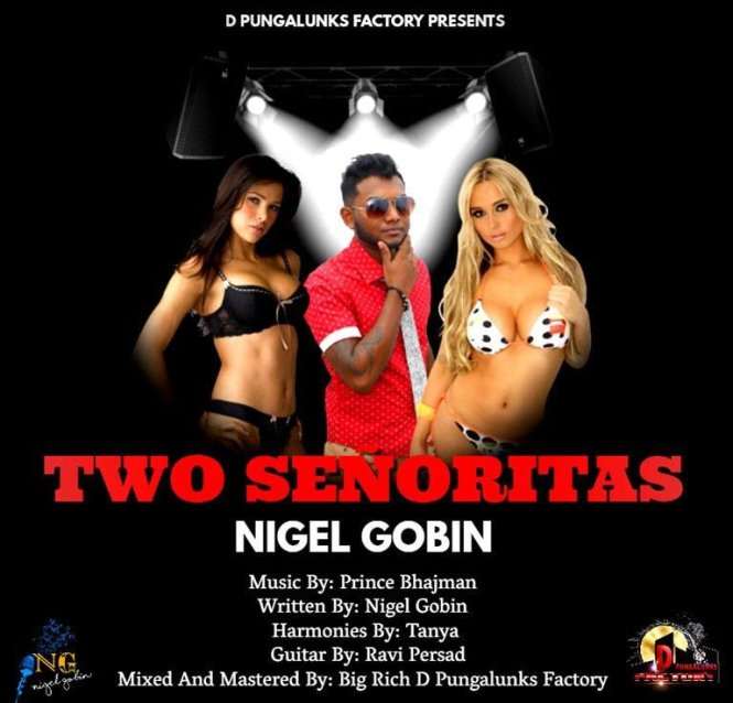Two Senoritas By Nigel Gobin X Pungalunks