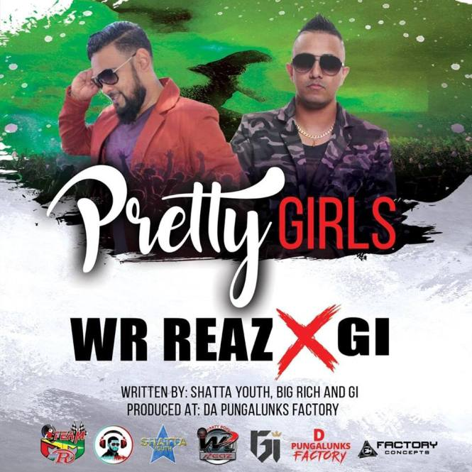 Wr Reaz X Gi Pretty Girls