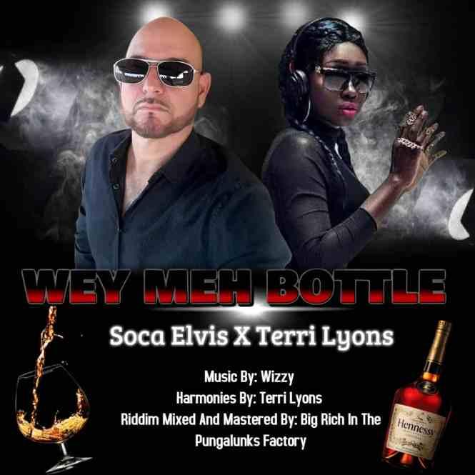 Wey Meh Bottle by Soca Elvis Terri Lyons (2020 Chutney Soca)