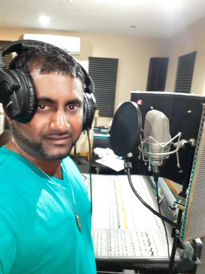 Whole Day Whole Night By Vishal Munesar (2019 Chutney Soca)