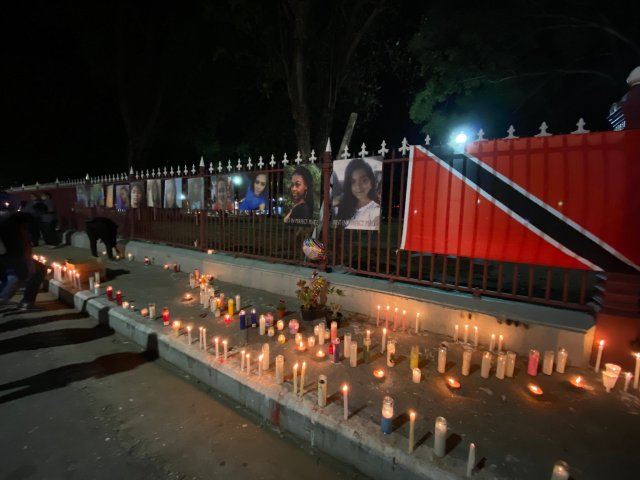 Women Killed in Trinidad