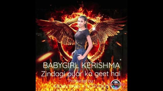 Zindagi Pyar Ka Geet Hai - Babygirl Kerishma