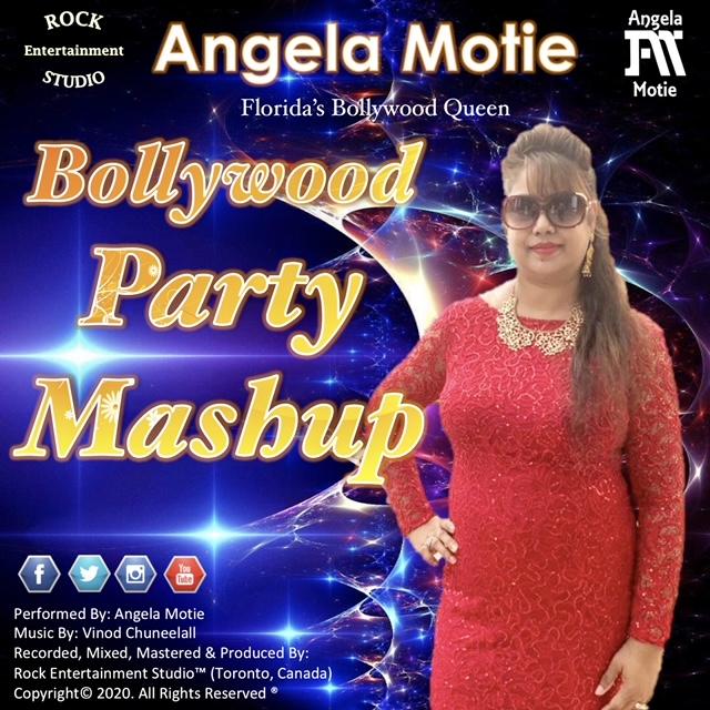 Angela Motie Florida Bollywood Queen