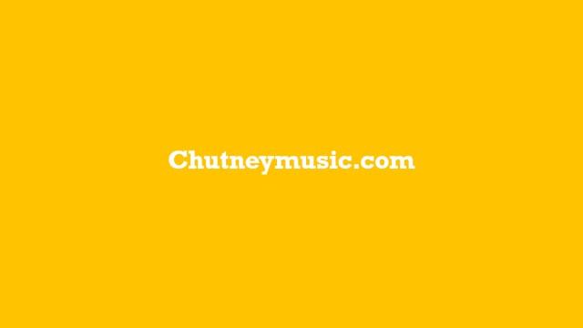 chutneymusic.com