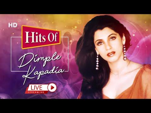 Dimple Kapadia Hits | Popular Song | Bollywood Blockbuster | Indian Music