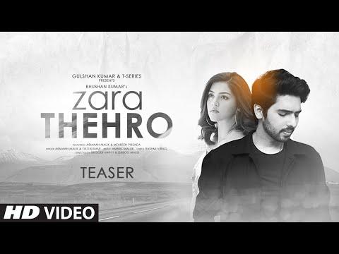 Song Teaser: Zara Thehro |Amaal Mallik, Armaan Malik, Tulsi Kumar | Bhushan Kumar |Releasing 6 JULY
