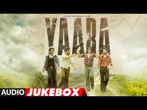 Full Album: Yaara   Vidyut Jammwal, Amit Sadh, Vijay Varma   Audio Jukebox   T-Series