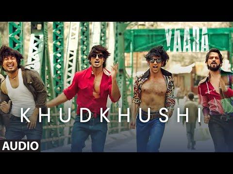 KHUDKHUSHI Audio | Yaara | Vidyut Jammwal, Amit Sadh, Vijay Varma, Shruti Haasan | Rev Shergill