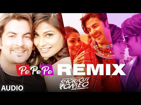 Pe Pe Pe Remix | Shortcut Romeo | Neil Nitin Mukesh, Puja Gupta | Himesh Reshammiya