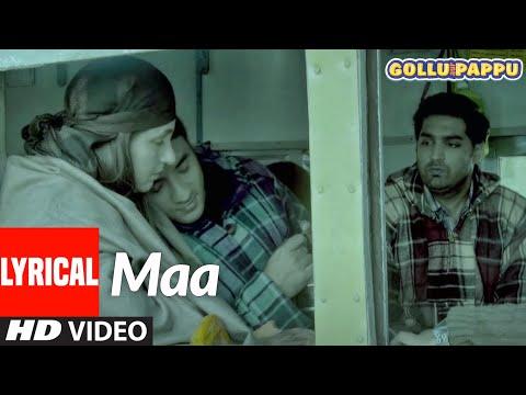 'Maa' Lyrical Video   Gollu aur Pappu   Vir Das, Kunaal Roy Kapur   Kunal Ganjawala, Santokh Singh D