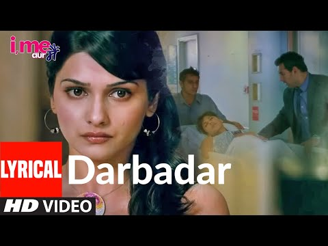 Darbadar Lyrical | I Me Aur Main | John Abraham, Prachi Desai | Monali Thakur | Sachin-Jigar