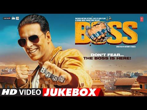 BOSS Full Video Songs | Akshay Kumar, Aditi Rao Hydari | Video Jukebox | T-Series