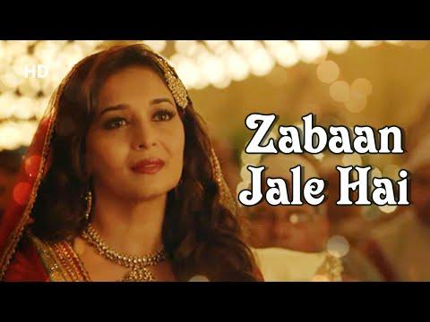 Zabaan Jale Hai | Dedh Ishqiya (2014) | Madhuri Dixit | Naseeruddin Shah | Rahat Fateh Ali Khan Hits
