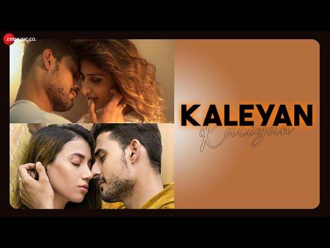 Kaleyan - Official Music Video | Aarush Shrivastav, Zoya Zaveri & Anand P | Ujjwal Krishna Paliwal