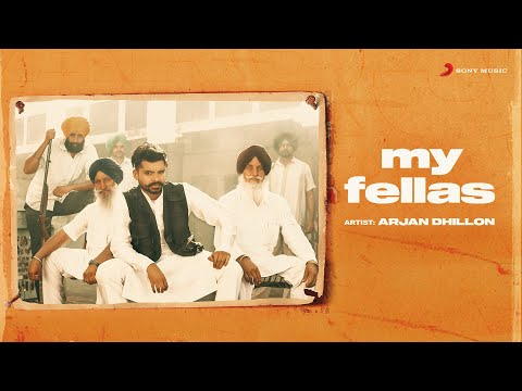 Arjan Dhillon - My Fellas | Official Video | Latest Punjabi Song 2020