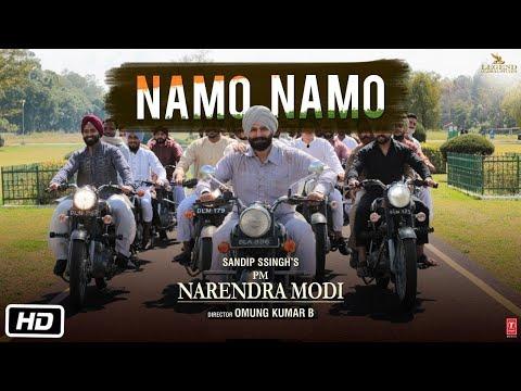 Namo Namo: PM Narendra Modi | Vivek Oberoi |Sandip Ssingh | Parry G,Hitesh Modak | 15 Oct | T-Series