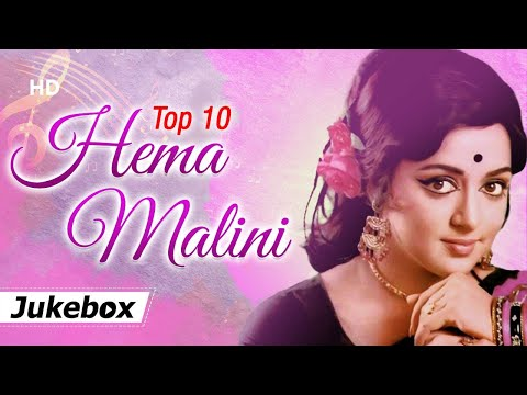 Hits of Hema Malini | Top 10 Songs | Evergreen Bollywood Songs | Superhits