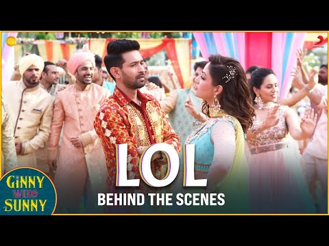 LOL - Behind the scenes | Ginny Weds Sunny | Yami & Vikrant | Payal Dev