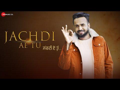 Jachdi Ae Tu - Official Music Video   Manraaz   Veet Baljit   Qaistrax