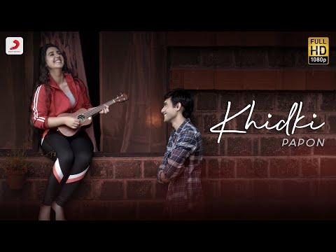 Khidki - Official Music Video | Papon | Ashnoor Kaur | Ritwik Bhowmik | Amarabha | Latest Love Song