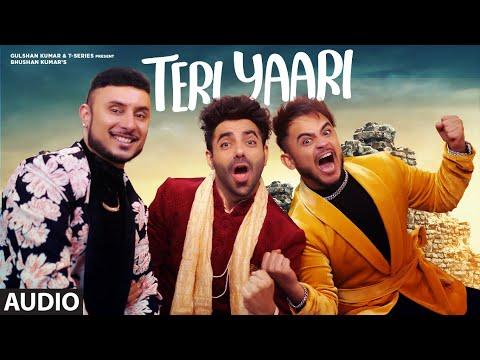 Teri Yaari Audio   Millind Gaba, Aparshakti Khurana, King Kaazi   Bhushan Kumar   New Song 2020