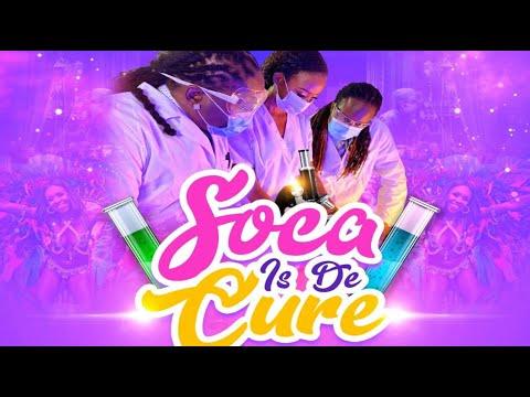 Mr Legz × Jason Benn - Soca Is De Cure | 2021 Soca | Official Audio