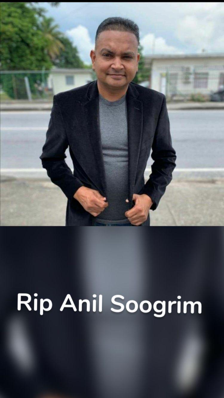 Rip Anil Soogrim