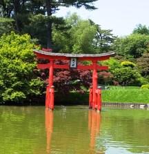 torii cổng làng
