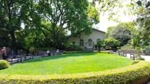 một góc công viên Shakespeare