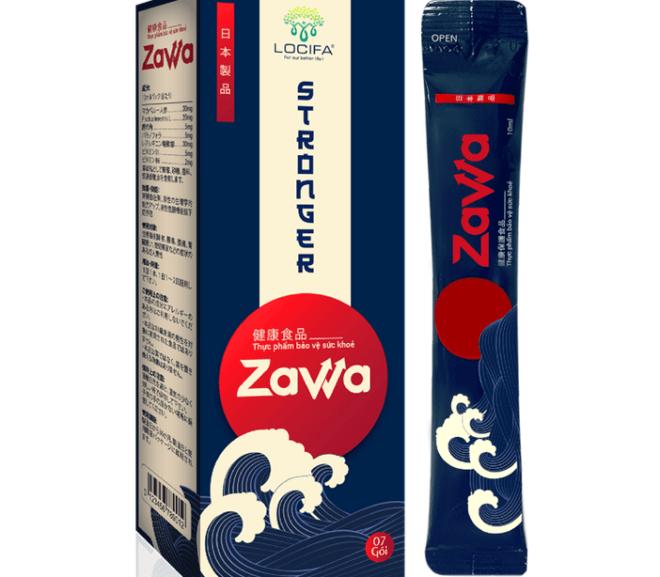 ZAWA – Sản phẩm tăng cường linh lý dạng nước đầu tiên tại Việt Nam