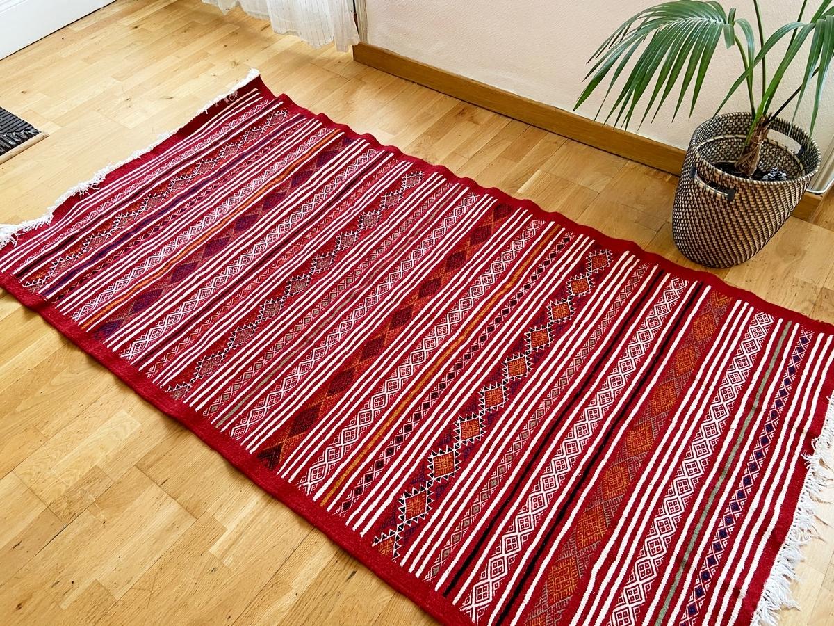 tapis kilim driba 110x210 cm