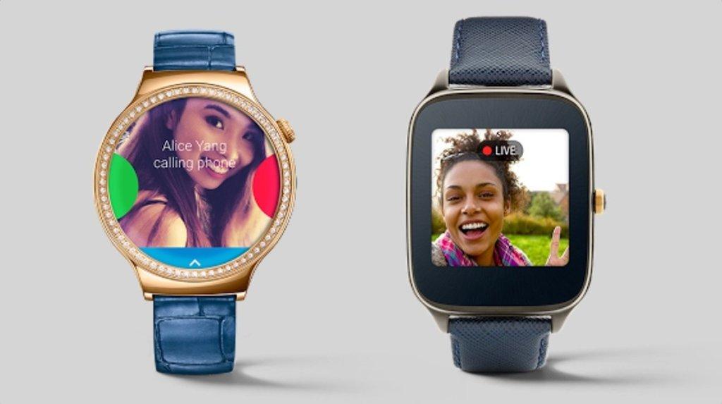 Android Wear aktualizace přenáší handsfree zážitek na chytré hodinky