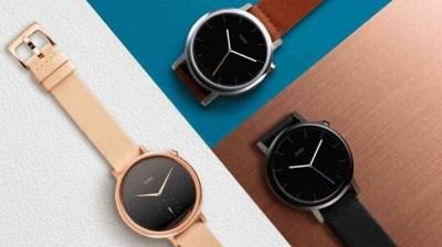 Motorola odstupuje z trhu chytrých hodinek