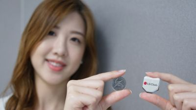 Šestihranná baterie od LG má za cíl zvýšit výdrž baterie chytrých hodinek