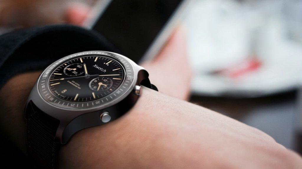 Bluboo Xwatch, Android Wear hodinky za 99 dolarů