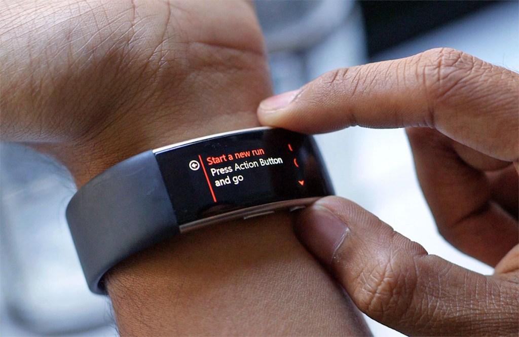 Nového fitness náramku Band 3 od Microsoftu se letos nedočkáme