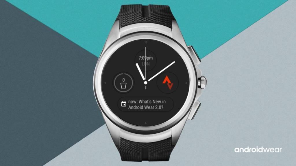 Google odkládá Android Wear 2.0 na příští rok