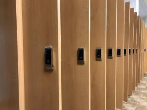 Elektronický čipový zámek, šatní skříně
