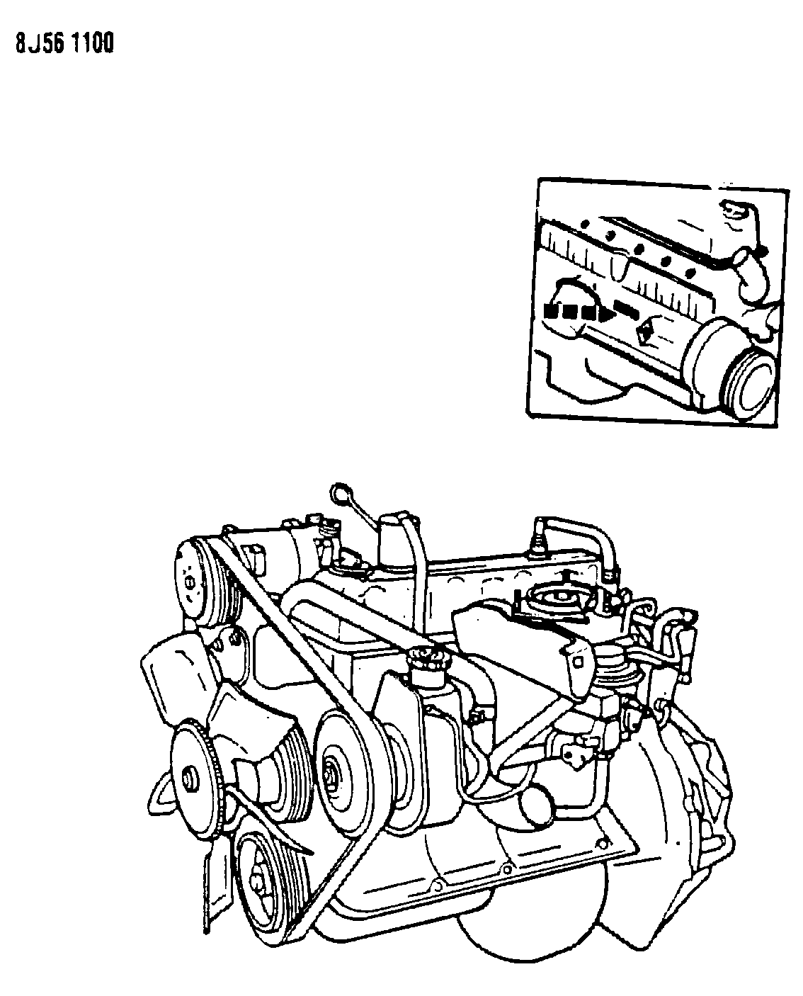 Chrysler 383 Engine Number Location
