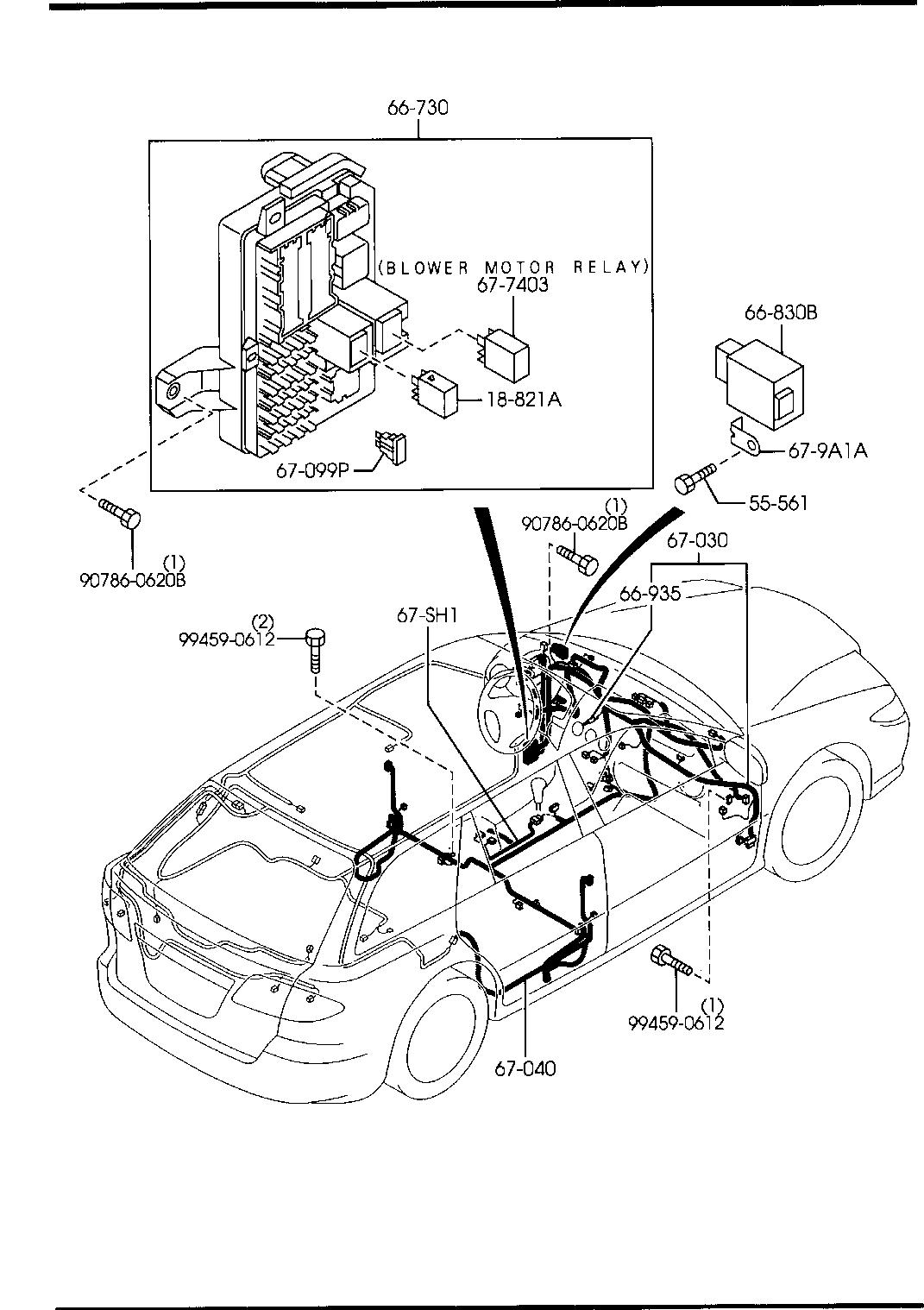 Mazda 6 Radio Wiring Diagram Mazda 6 Wiring