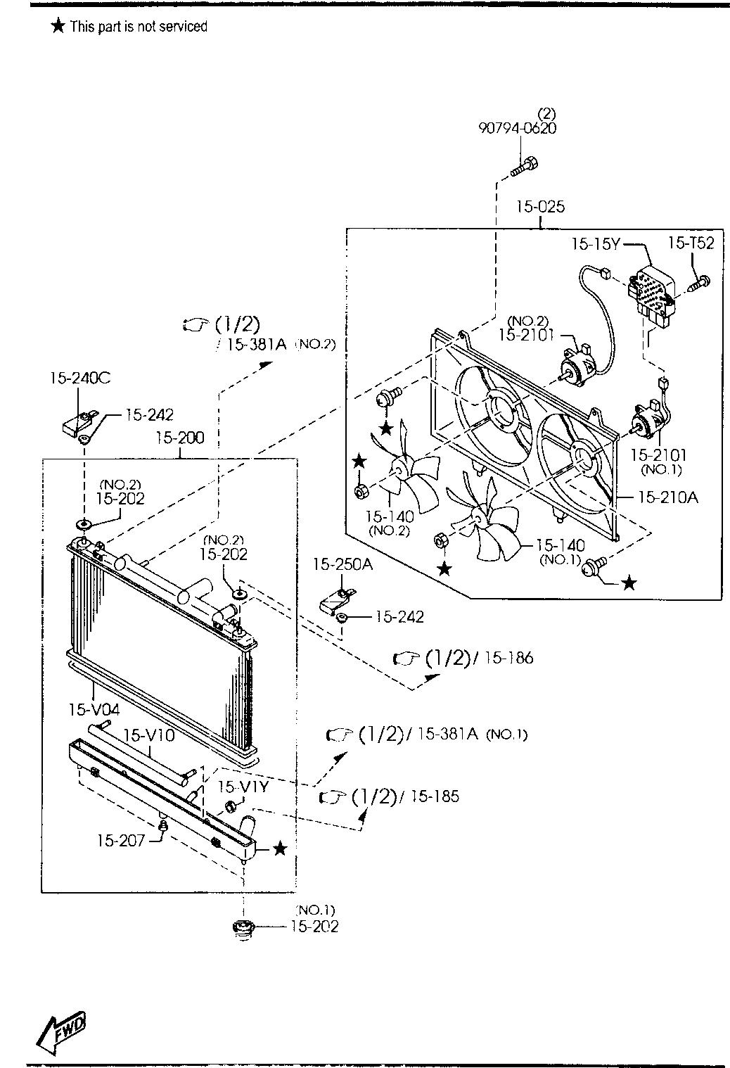 29 Mazda 6 Cooling System Diagram