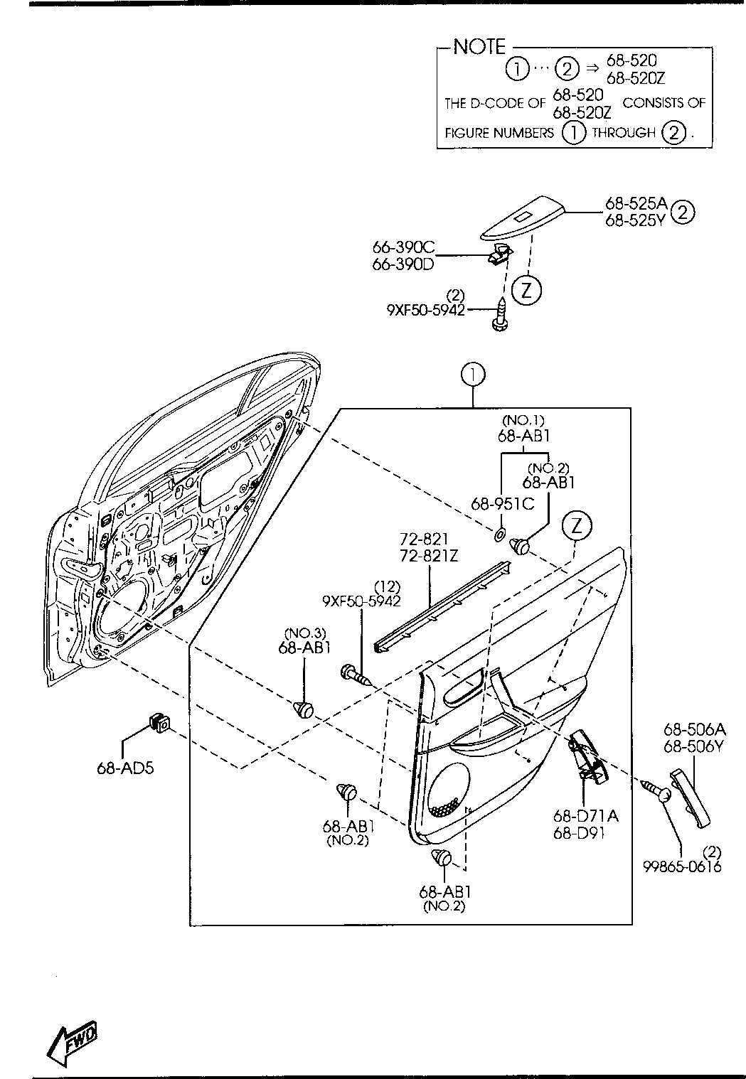 27 Mazda 3 Body Parts Diagram