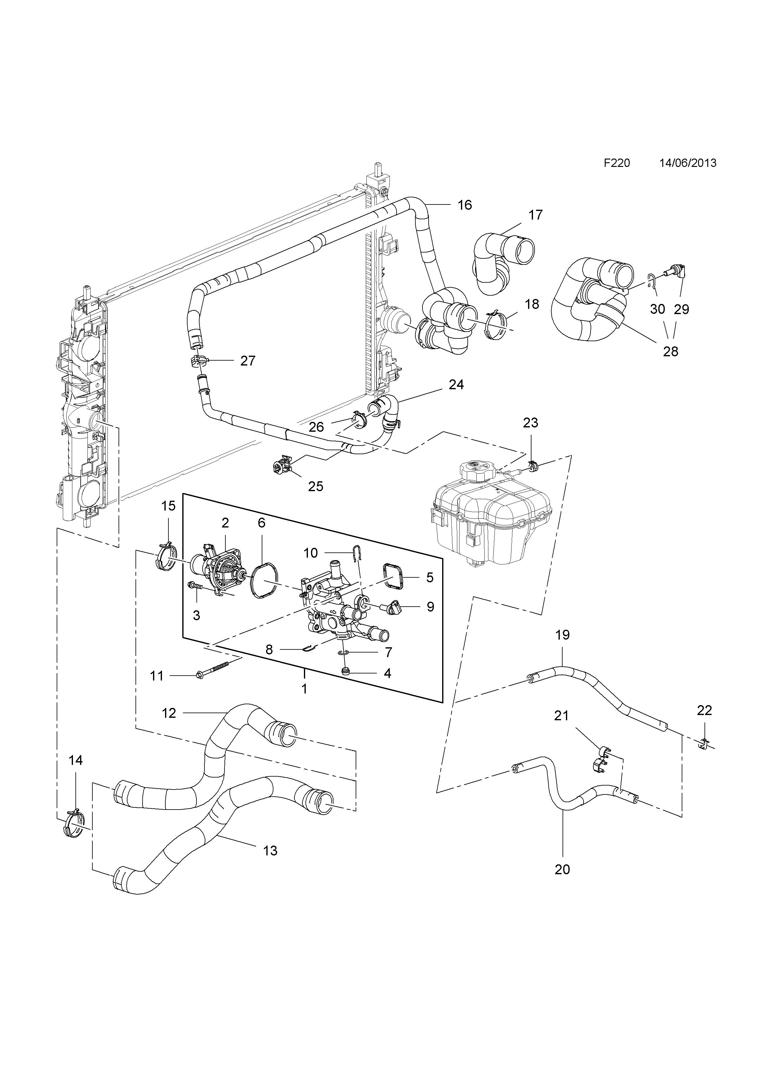 Astra Mk6 J 09