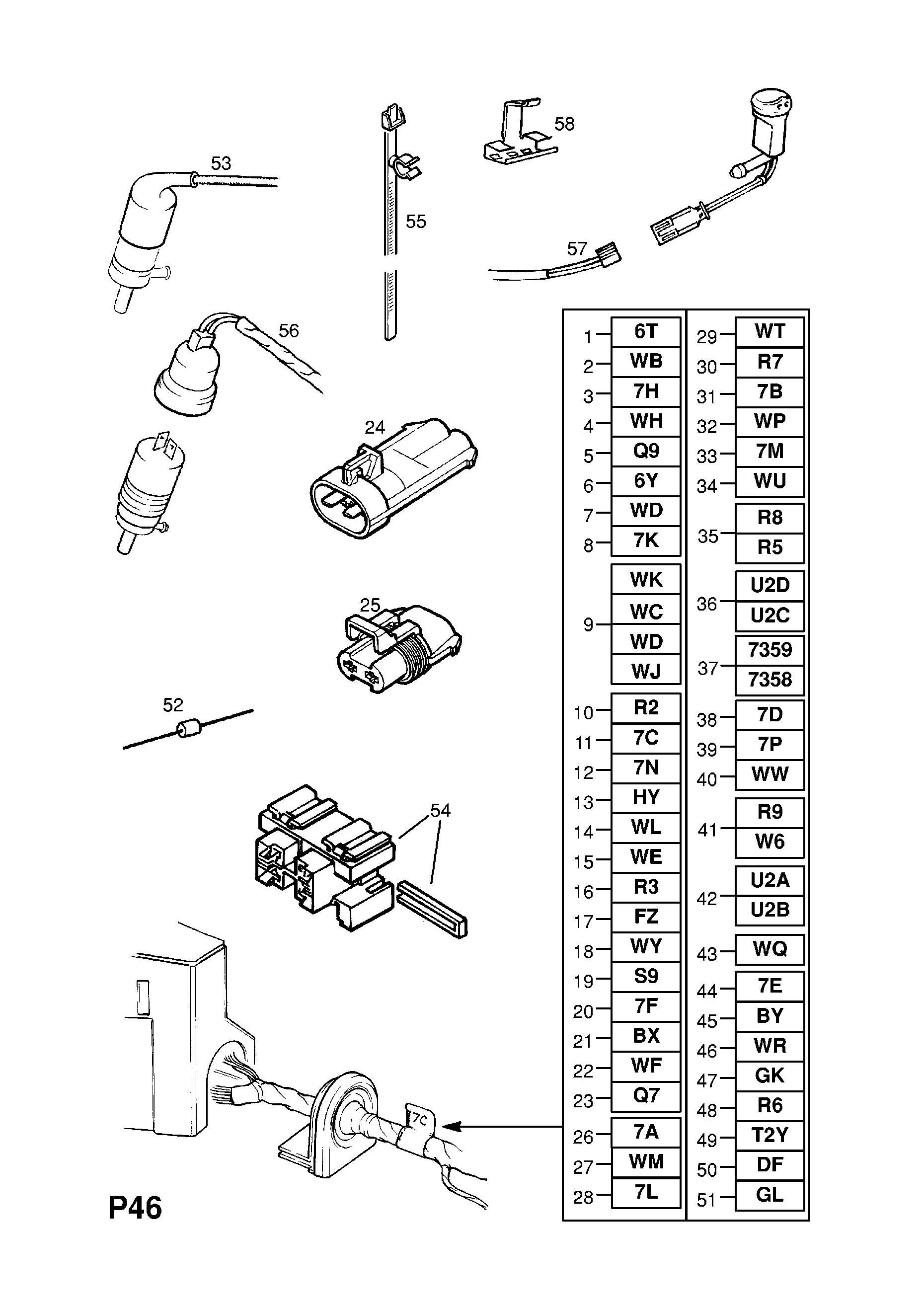 Vauxhall Stereo Wiring Diagram