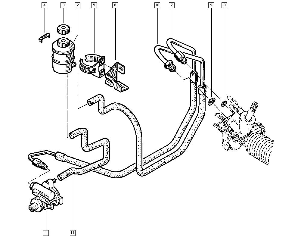 Renault Scenic Radio Wiring Diagram