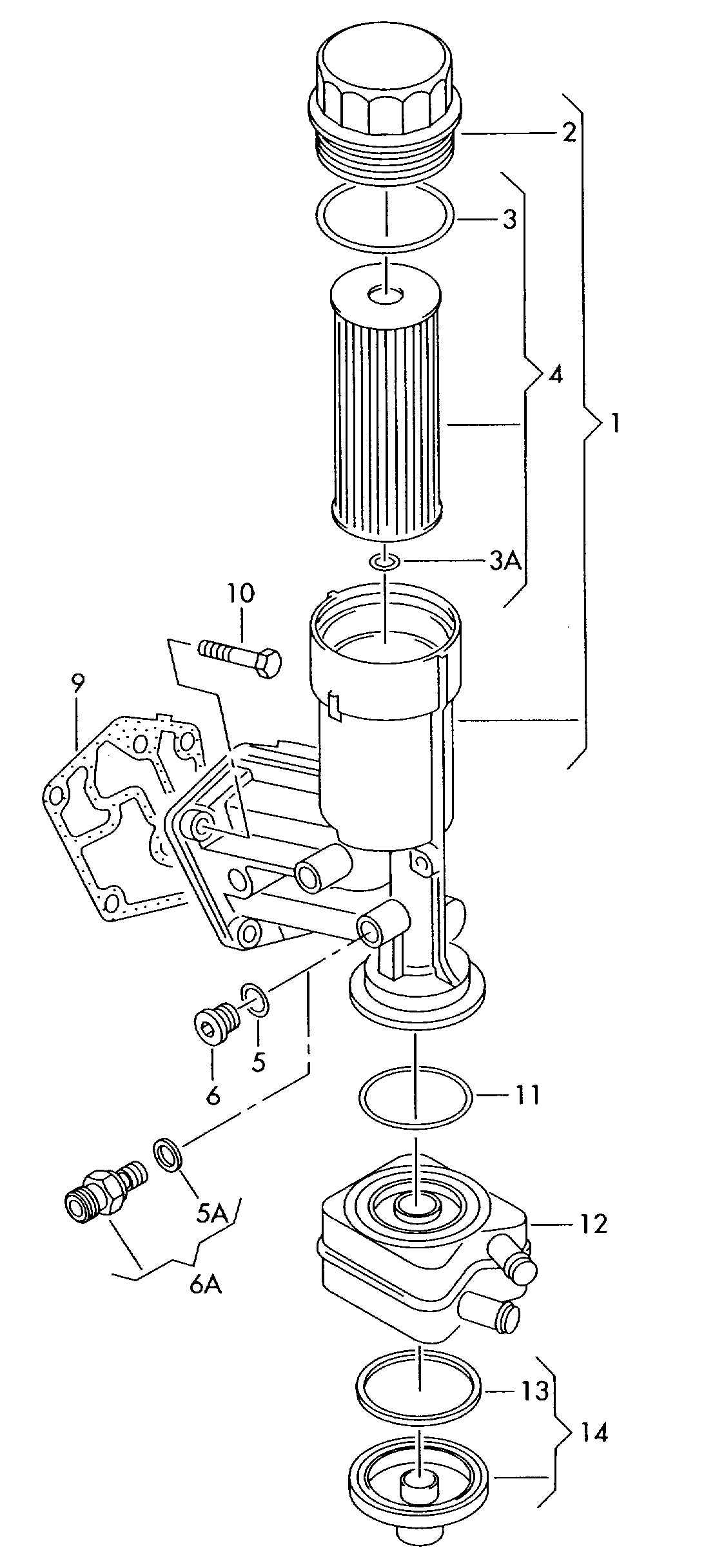 Vw Tiguan Engine