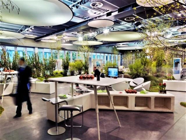 BIOPHILIC OFFICE DESIGN & CONCEPT