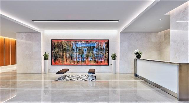 Architectural Corporate Interior Design Cedrus International Saudi Arabia