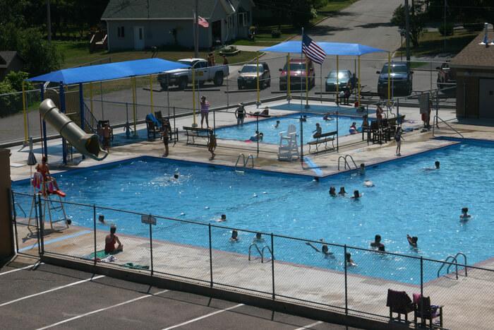 Foley MN Public Pool