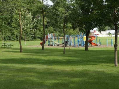Holdridge Park Back Playground